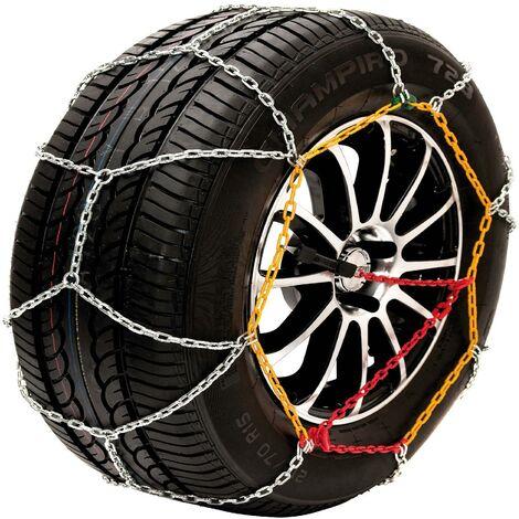 HUSAD60 - Chaine a neige 9mm pour pneus 13 14 15 16 pouces - Husky Advance