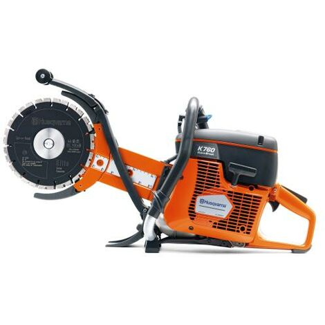 Husqvarna K760 9 Inch Cut N Break Petrol