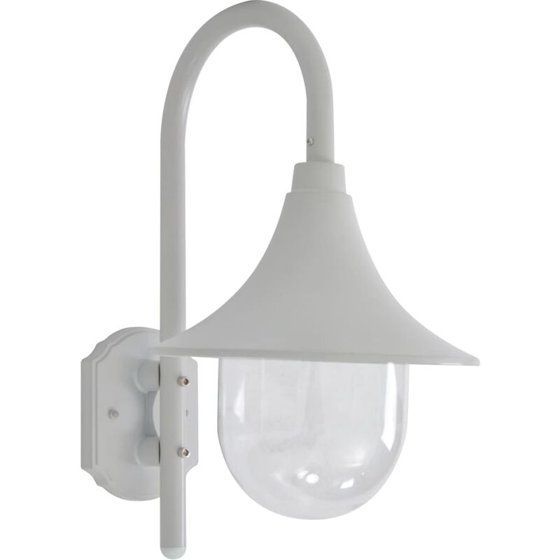 Image of Hutsonville 2-Light Armed Sconce by White - Classicliving