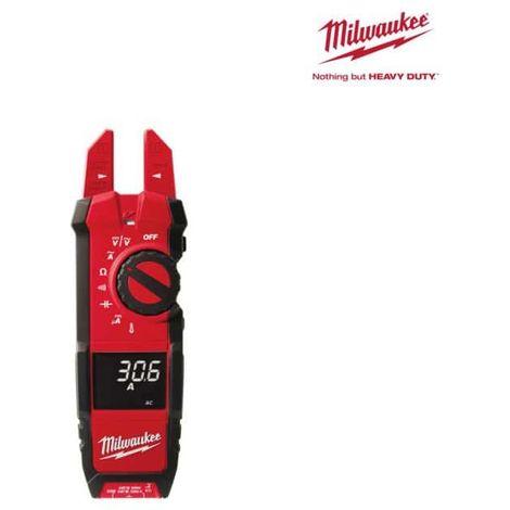 HVAC MILWAUKEE 2206-40 multi-metric clamp 4933416973
