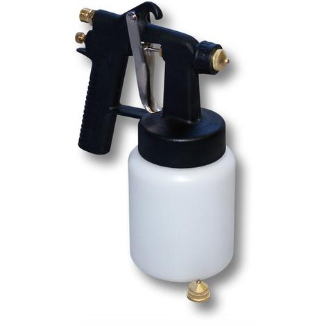 HVLP Paint Spray Gun HS-472P 0,8mm nozzle Air Painting