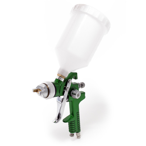 HVLP Spray Gun 827A1 1,4 mm nozzle
