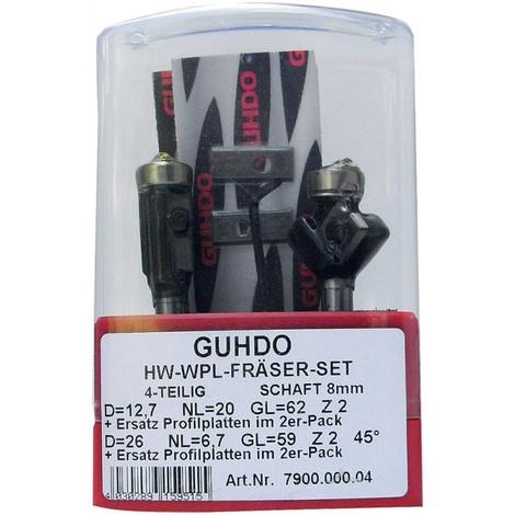 HW-WPL Set 4 pièces S8 Guhdo