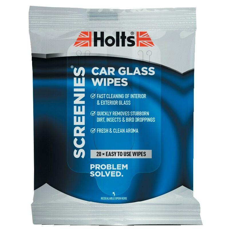 Image of HWPS0001A SH1A Screenies Interior Wipes - Holts