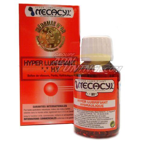 HY Hyper lubrifiant Boite de vitesses mecanique hydraulique engrenages et ponts - 100ml