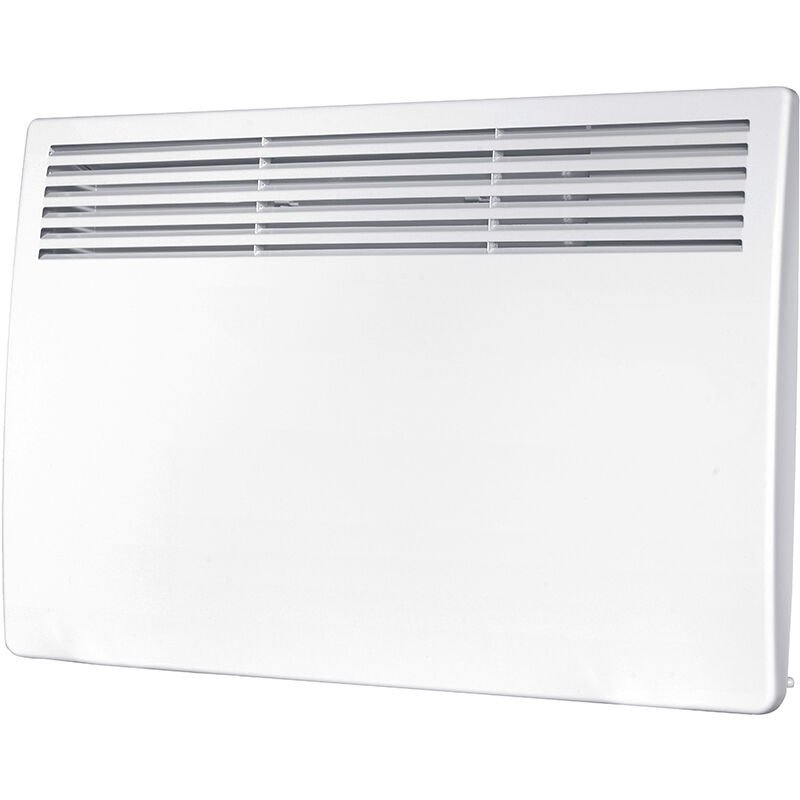 Image of Accona 1500W (1.5kW) LOT20 Panel Heater With 7 Day Timer & Digital Thermostat - AC1500T - Hyco