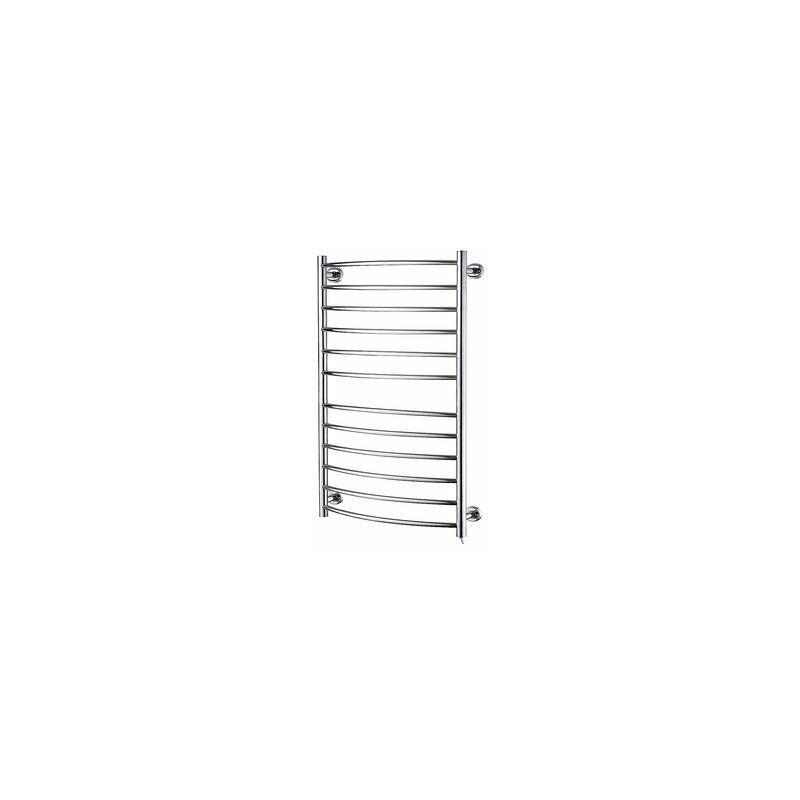 Image of Aquilo 40W Low Surface Temp Steel Towel Rail With Wall Mounting Kit - AQ40LC - Hyco