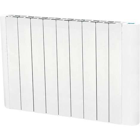 Hyco Avignon 1500W (1.5kW) Electric Radiator With Digital Thermostat & LCD Timer - AVG1500T