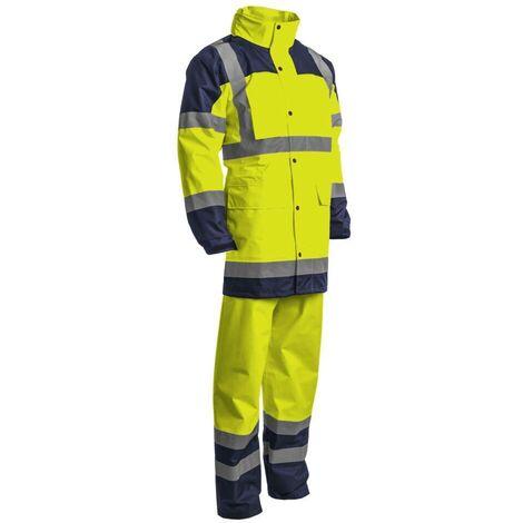 HYDRA ensemble de pluie haute visibilité EURO PROTECTION