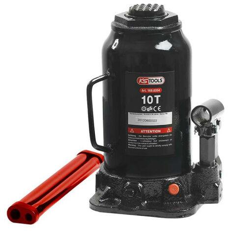 Hydraulic cylinder jack KS TOOLS - 10T - 160.0354