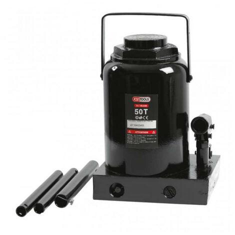 Hydraulic cylinder jack KS TOOLS - 50T - 160.0360