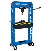 Hydraulic Floor Press (50 Tonne) (35582)