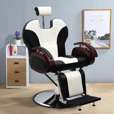 Hydraulic Reclining Beauty Salon Barber Chair