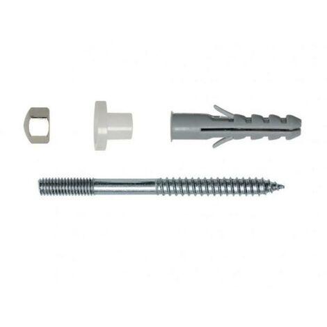 "main image of ""Hydro-bric wc/bidet fixed screw set t0708"""