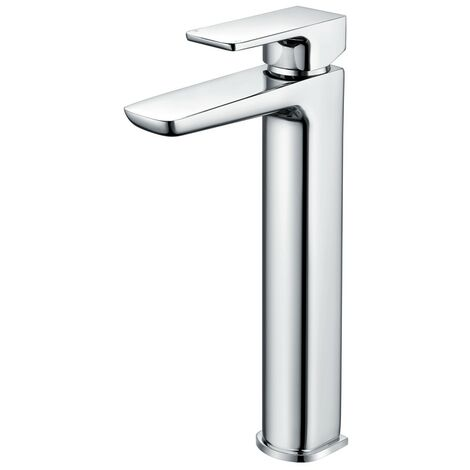 Hydro Chrome High Rise Basin Mono Mixer