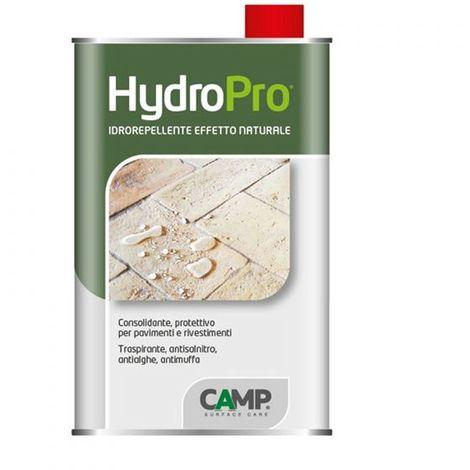HYDRO PRO CAMP LT.1 IDROREPELLENTE CONSOLIDANTE PROTETTIVO TRASPIRANTE ANTIMUFFA