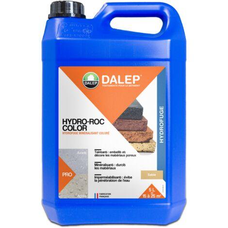 HYDRO-ROC COLOR SABLE - Hydrofuge minéralisant coloré 5L