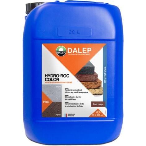 HYDRO-ROC COLOR TUILE - Hydrofuge minéralisant coloré 20L