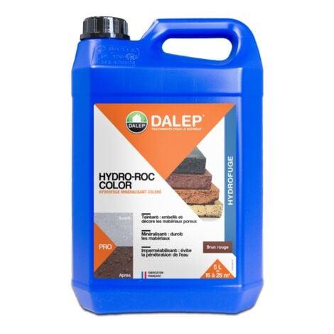 HYDRO-ROC COLOR TUILE - Hydrofuge minéralisant coloré 5L