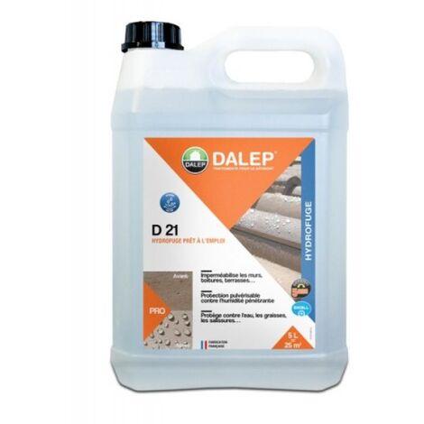 Hydrofuge DALEP D-21 contenance 5 L