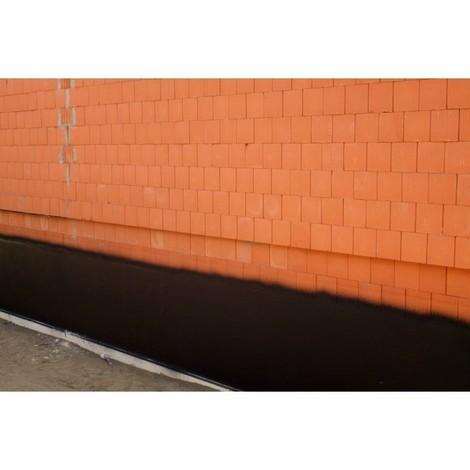 Hydrofuge de masse noir pour ouvrages enterrés