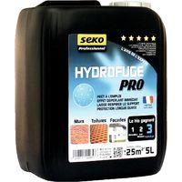 Hydrofuge Pro Seko professionnel - Bidon 5 l - Blanc laiteux