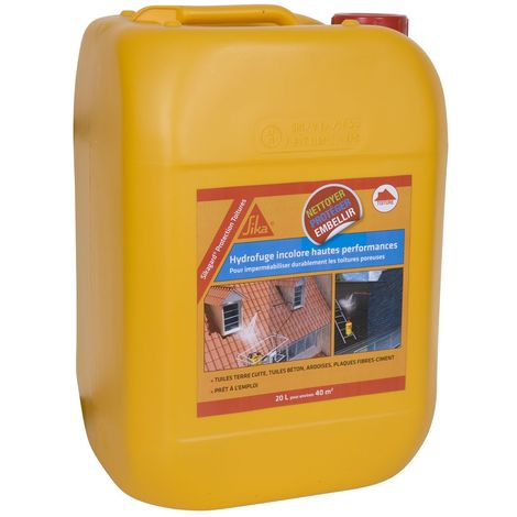 Hydrofuge SIKA Sikagard Protection Toiture