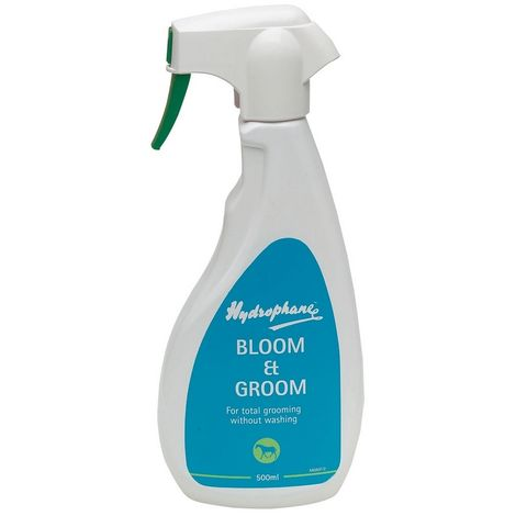 Hydrophane Bloom & Groom Liquid Spray (500ml) (Clear)