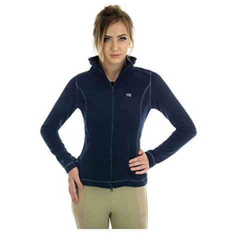 HyFASHION Womens/Ladies Elizabeth Full Zip Fleece
