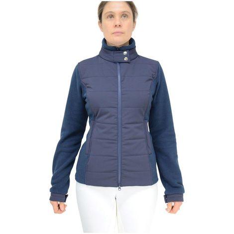 HyFASHION Womens/Ladies Scarlett Winter Jacket (XS) (Midnight Navy)