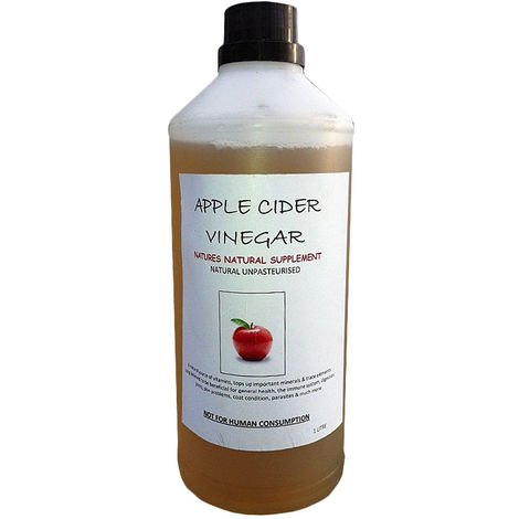 Hyfive - Apple Cider Vinegar - 5.5% - With Mother - For Poultry - 1L