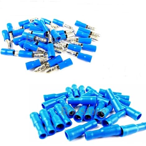 Hyfive - Cable Shoe - Terminal Fully Insulated Crimp Connector Lug
