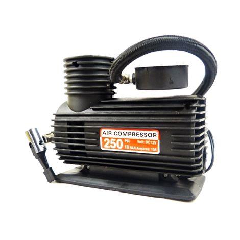 Hyfive Tyre Compressor Pump 12V DC Car and Bike Inflator 250 PSI