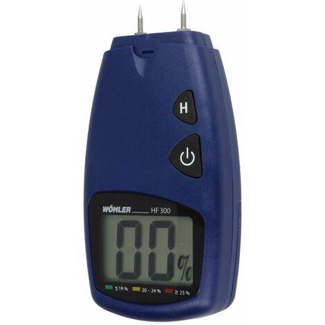 Hygromètre pour bois HF300