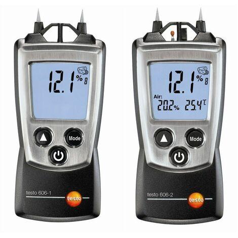 Hygromètre pour bois/matériaux - Testo 606 -1 prix net