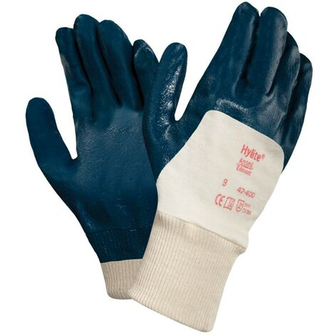 Hylite Blue Gloves