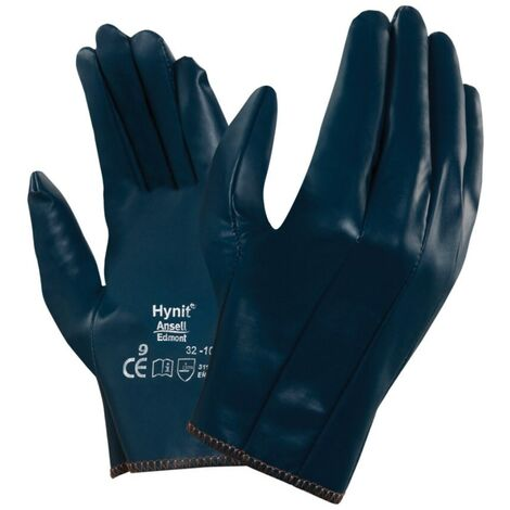 Hynit Blue Gloves