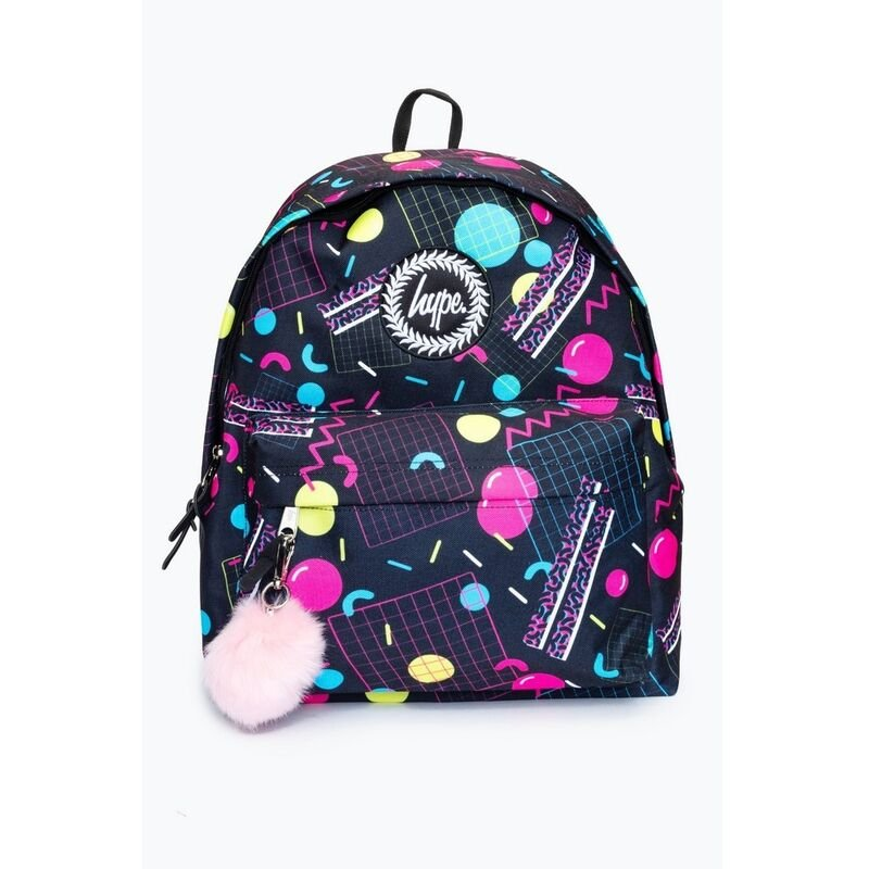 Image of 90´s Rave Backpack (One Size) (Multicoloured) - Hype