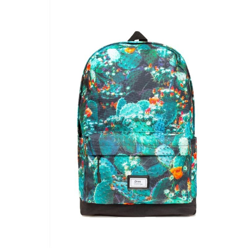 Image of Desert Cactus The Ones Supply Core Backpack (One Size) (Green/Black) - Hype