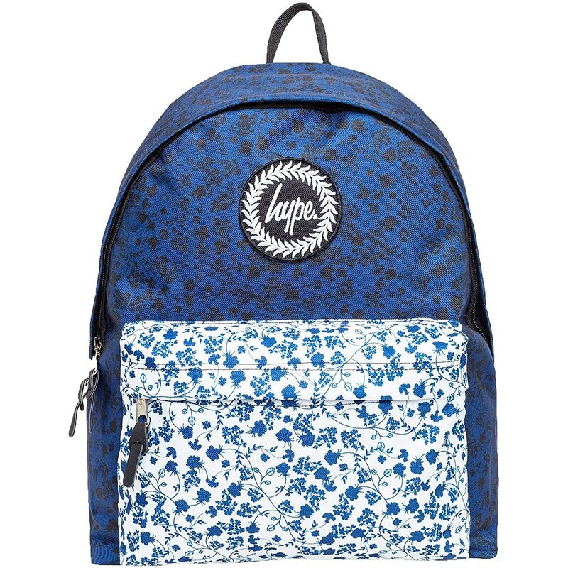 Image of Disty Floral Backpack (One Size) (Multicoloured) - Hype