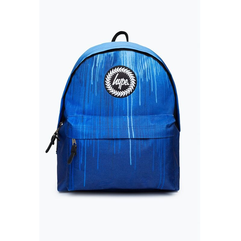 Image of Drips Backpack (One Size) (Blue/White) - Hype