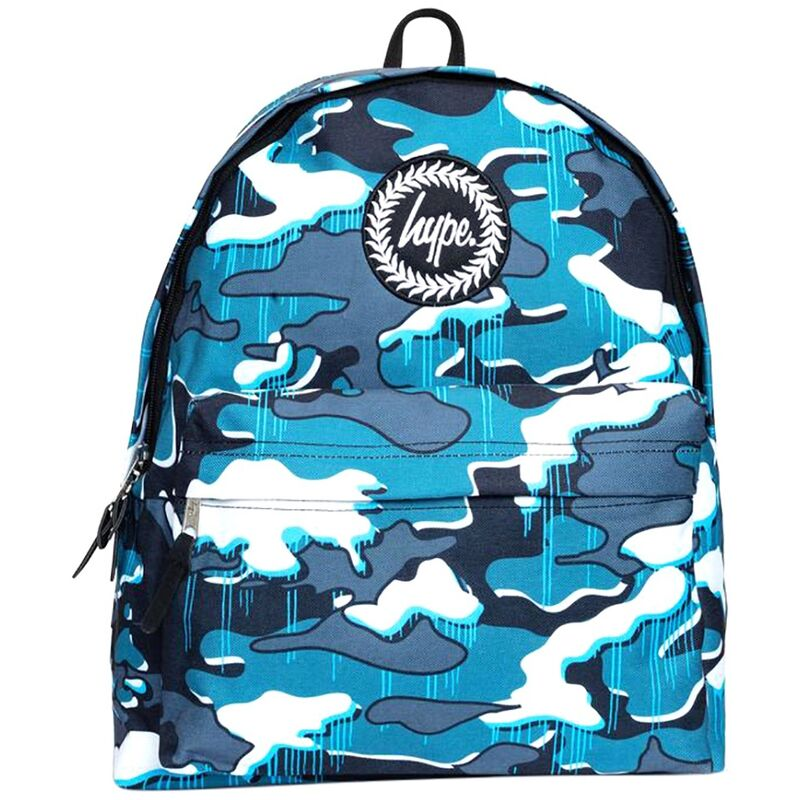 Image of Drips Camo Backpack (One Size) (Multicoloured) - Hype