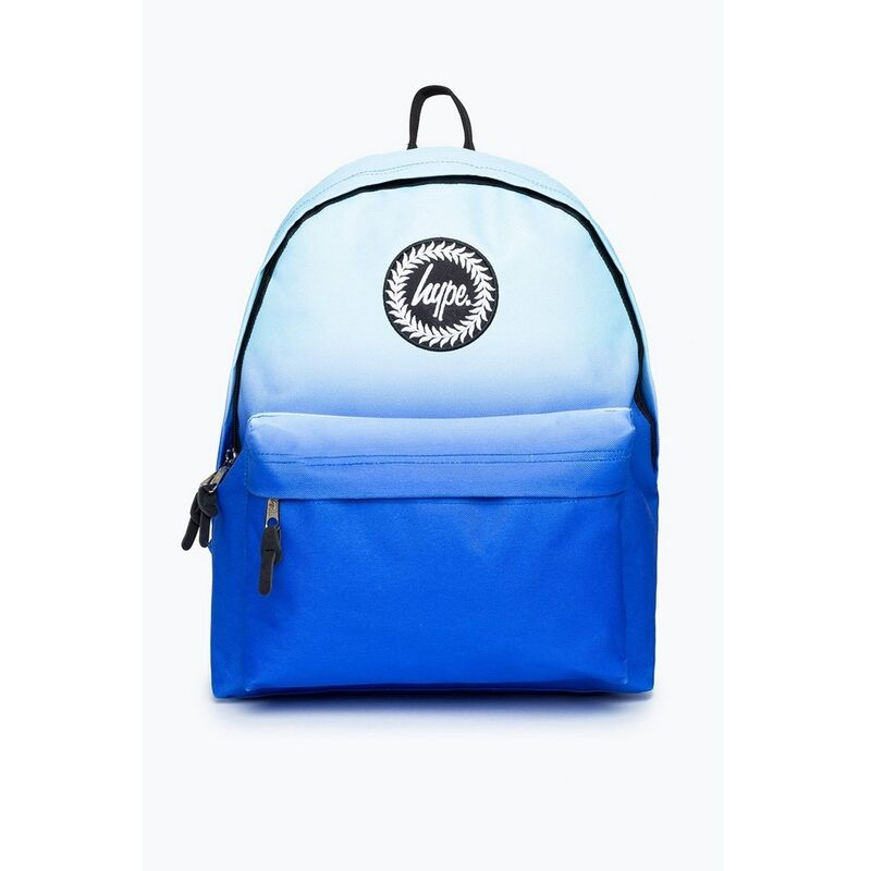 Image of Fade Backpack (One Size) (Blue/White) - Hype