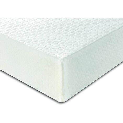 Hypoallergenic Memory Foam Cabin Bed Mattress - 4FT Small Double