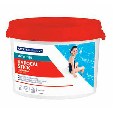 Hypocal Stick de 300 gr - 5 kg AstralPool - -