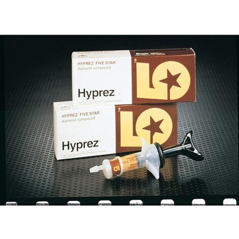 Hyprez FS (Five Star) Diamond Compounds - Lapping and Pre-polishing.