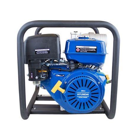 Hyundai 100 Petrol Water-Pump HYT100 389cc 13hp Professional Petrol Water Pump - 4'/100mm Outlet