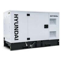 Hyundai 14kVA Diesel Generator Single Phase DHY11KSEm
