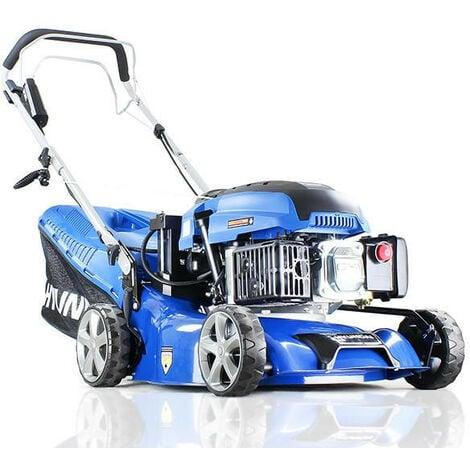 "Hyundai 17""/42cm 139cc Electric-Start Self-Propelled Petrol Lawnmower | HYM430SPE"