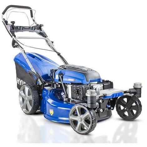 "Hyundai 20""/51cm 196cc Electric-Start Self-Propelled Petrol Lawnmower | HYM510SPEZ"